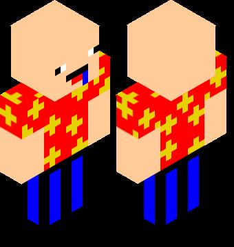Noob Guy Minecraft Skins Pro - Noob skins fur minecraft