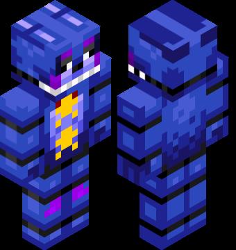 Possessed Rockstar Bonnie Minecraft Skins Pro - Skins para minecraft pe bonnie