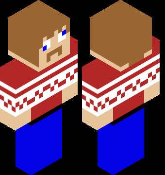 Christmas Minecraft Skins.Christmas Sweater Minecraft Skins Pro